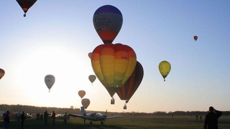 XVII Grudziądzkie Zawody Balonowe 1-4.10.2020