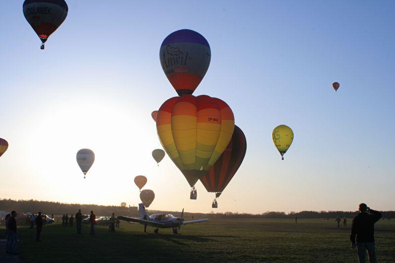 XVII Międzynarodowe Wielkanocne Zawody Balonowe 2-5.04.2020