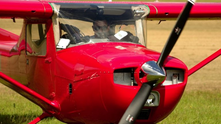 Szkolenie samolotowe 2013