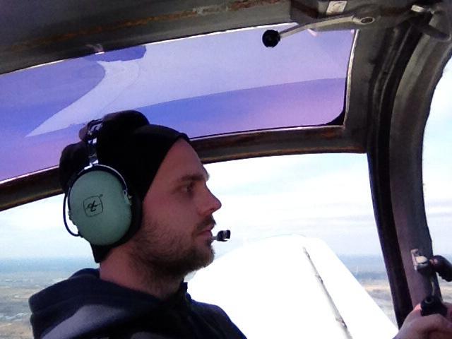 Pierwsze loty szybowcowe 2013