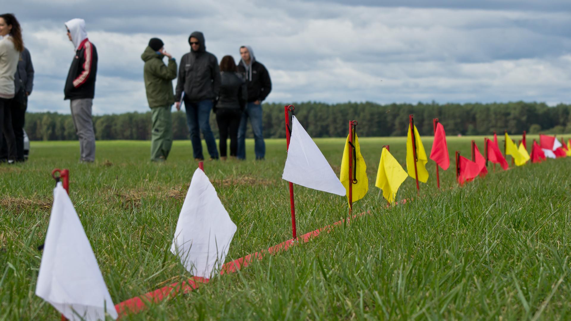 Zawody na Celność Lądowania 2013