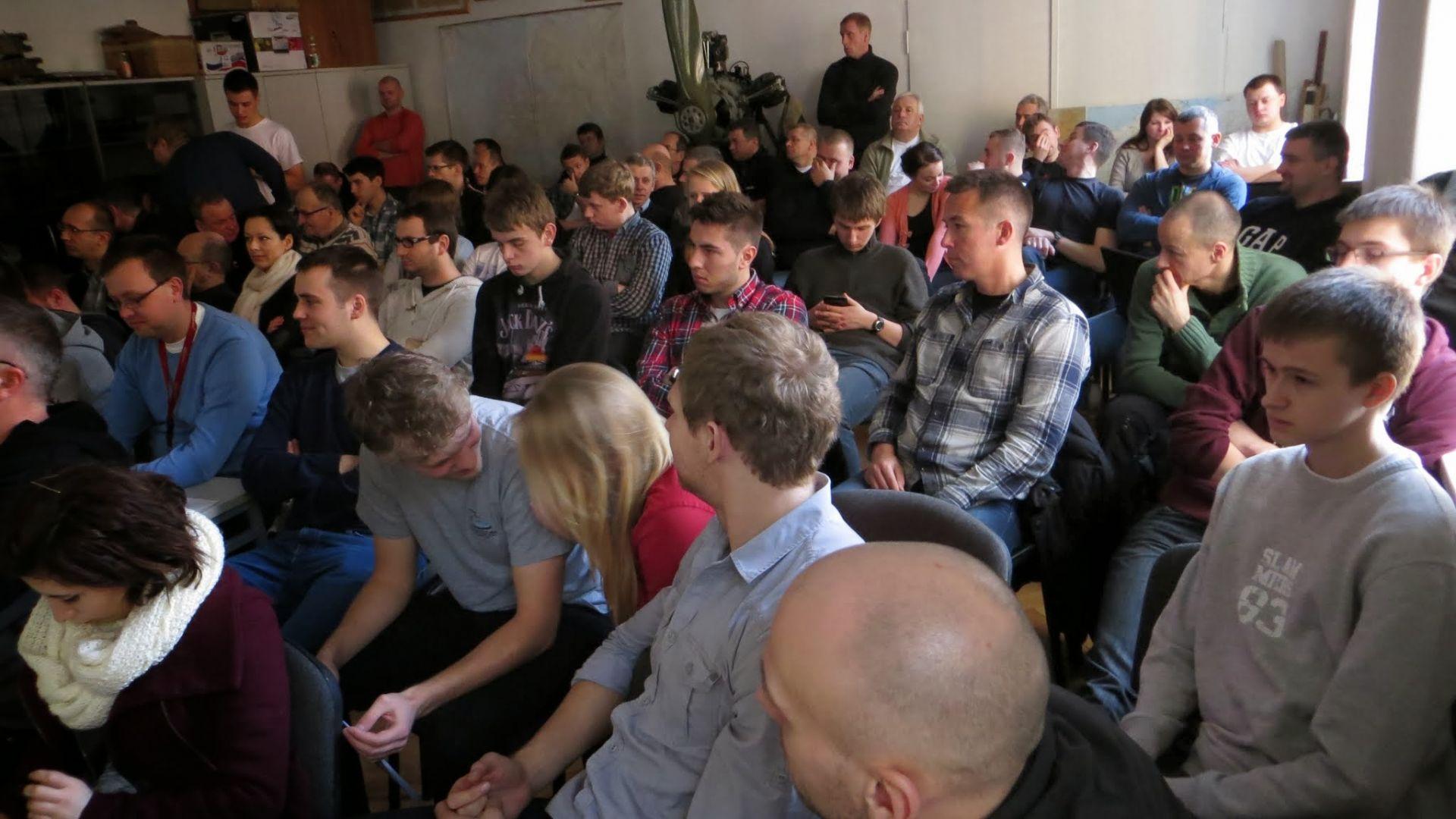 Konferencja Lotno-Techniczna 2014