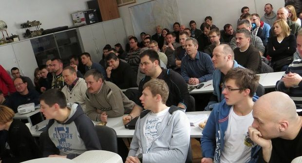 Konferencja Lotno-Techniczna dla instruktorów, pilotów i uczniów-pilotów