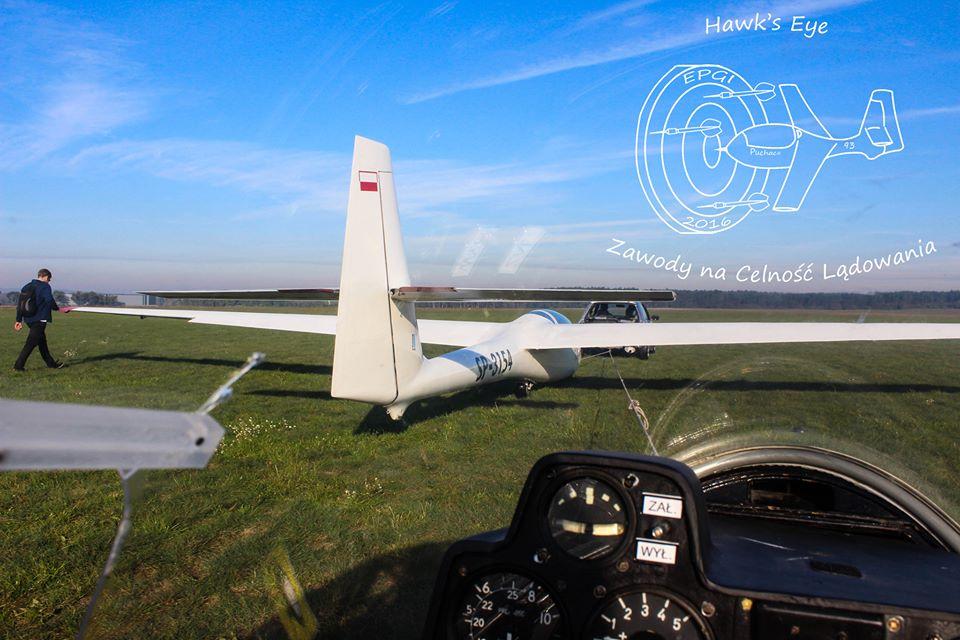 Zawody na celność lądowania Hawk's Eye 2016!