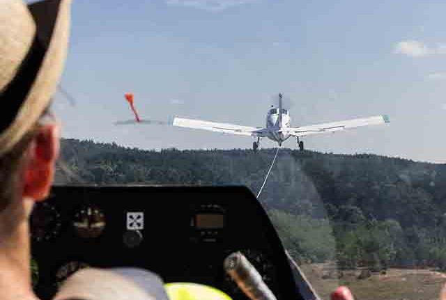 Szkolenia lotnicze w roku 2021 w czołowym ośrodku lotniczym w kraju