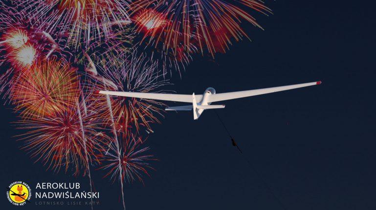Zapraszamy na Sylwestra 2018 w Aeroklubie Nadwiślańskim!