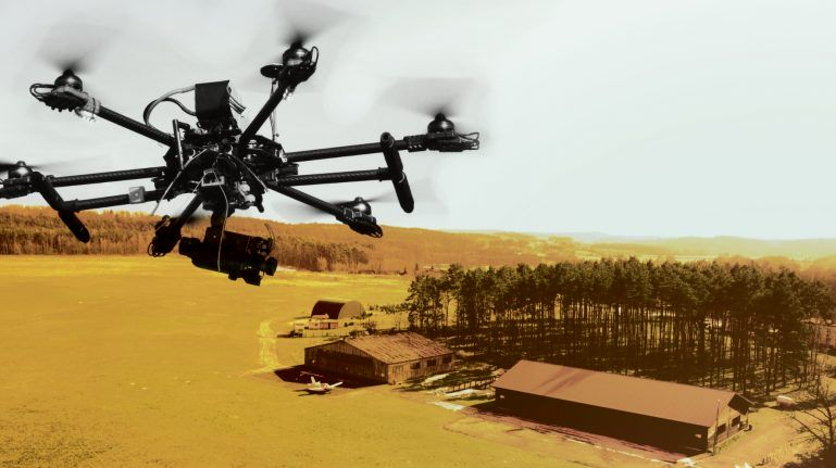 SZKOLENIA DLA PILOTÓW DRONÓW 2021